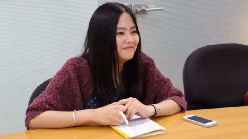 Wang Hao, who studied at Ming Chuan University in Taipei, Taiwan, said a pro-China statement would make the university more attractive to mainland Chinese students.