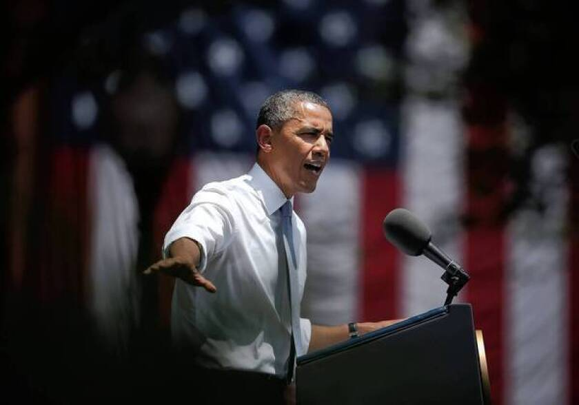 Obama outlines broad plan to curb climate change