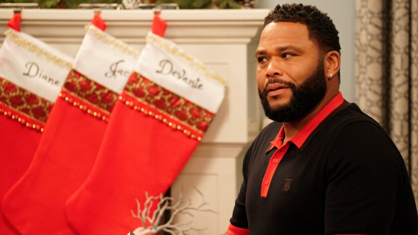 "Anthony Anderson in ""black-ish"" on ABC."