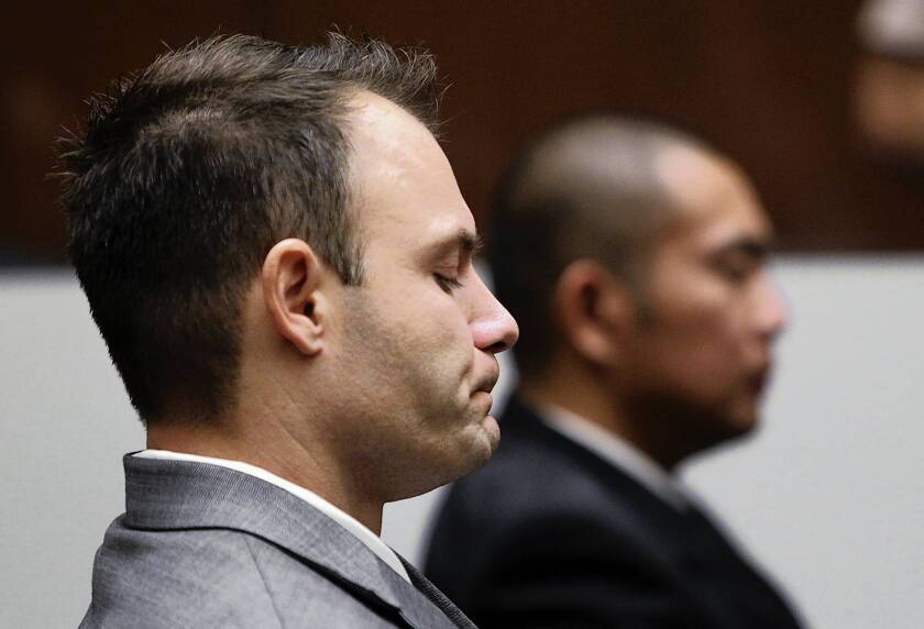 2 LAPD officers guilty of perjury in drug case