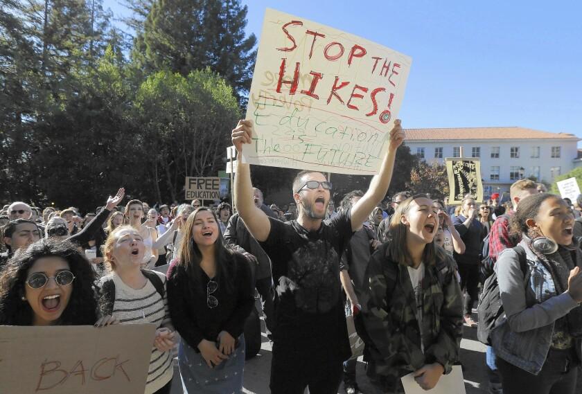 UC Berkeley protest
