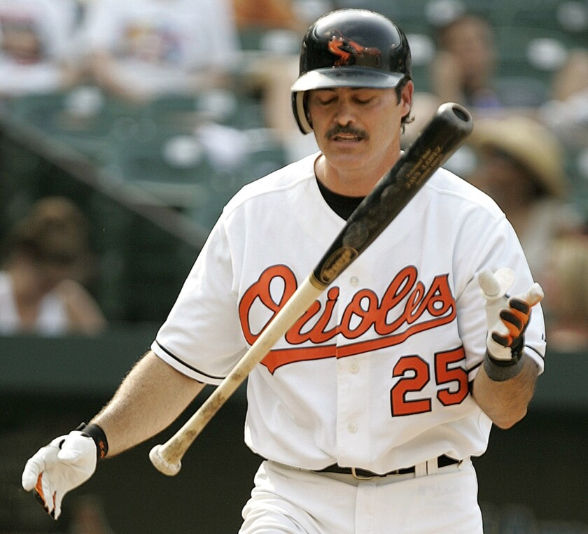 Rafael Palmeiro was named on just 8.8% of the 569 Hall of Fame ballots cast, despite being only the fourth player in Major League Baseball history with 500 or more home runs and 3,000 or more hits in his career.