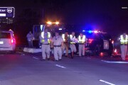 Motorcycle rider killed, passenger injured in rear-end crash