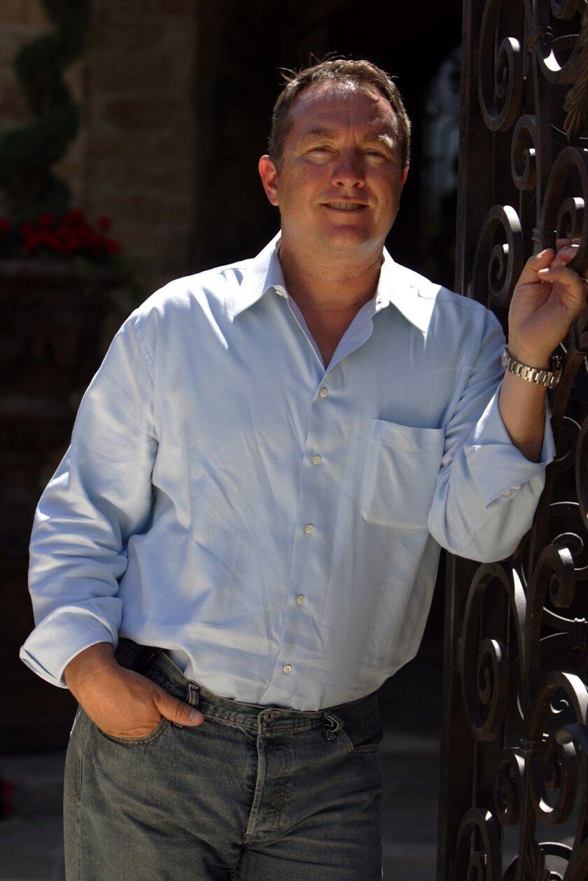 Greg Bacino, 2007 photo