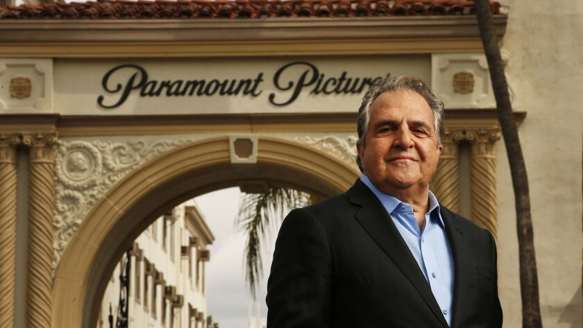 Jim Gianopulos was hired last year as chairman and CEO of Paramount, and he is leading a hoped-for turnaround.