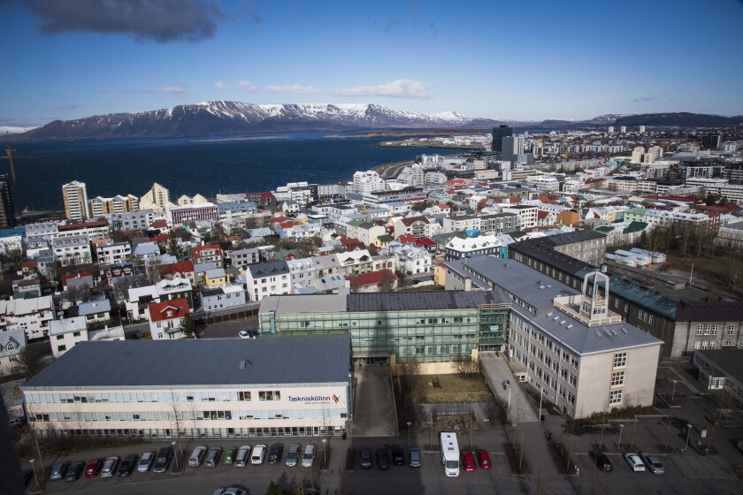 """The Pirate Party, which has its headquarters in Reykjavík, wants to make Iceland """"a Switzerland of bits,"""" free of digital snooping. It has offered Edward Snowden a new place to call home."""