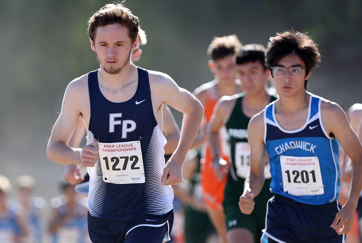 Photo Gallery: Flintridge Prep, Providence High in Prep League cross country finals