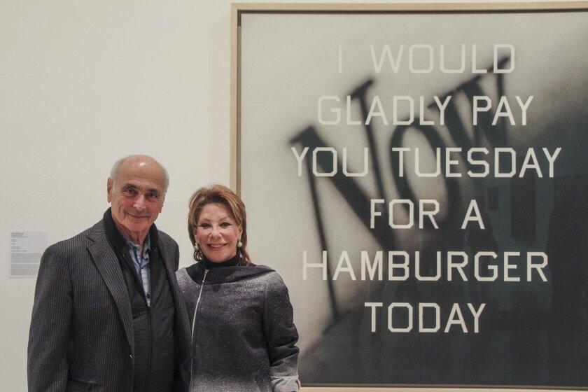 Ben Kaufman and Karen Fox