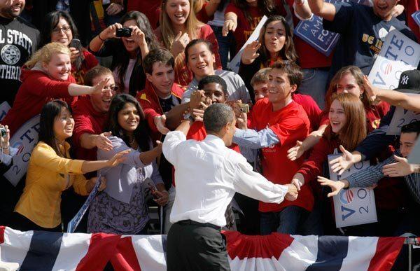Obama at USC