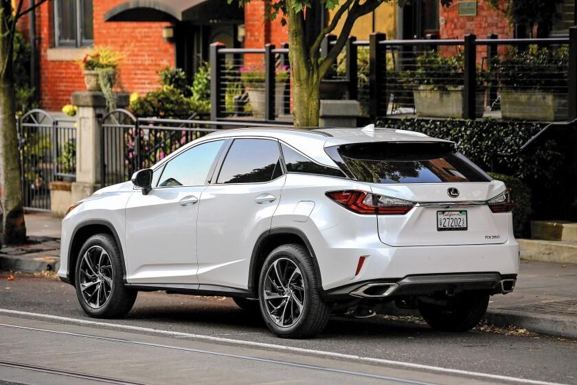 Luxurious Lexus RX makes cheaper NX look bad in comparison