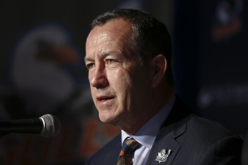 New Gulls coach Kevin Dineen, 55, most recently helped the Chicago Blackhawks win the 2015 Stanley Cup as an assistant. On Monday, he was named the second head coach in Gulls history.