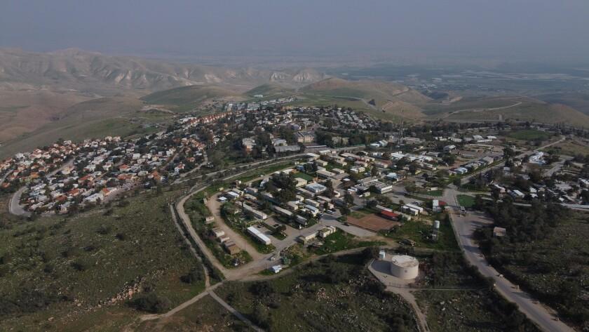 Israel-Settlement Surge