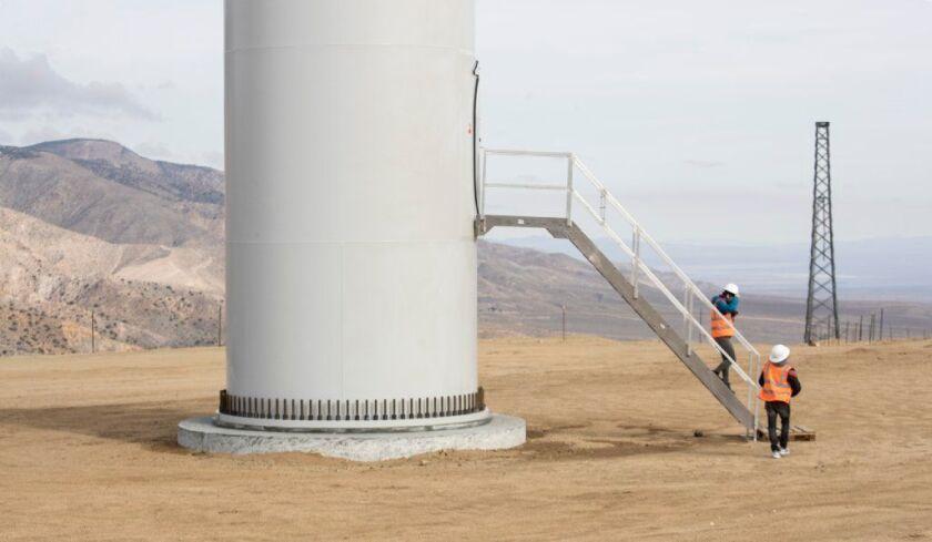 Wind turbine base