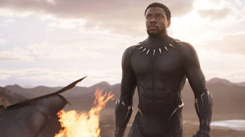 Hasta ahora, ninguna otra película de Marvel había puesto a actores negros al frente, lo cual ha generado una gran respuesta: esta es la cinta con más entradas vendidas en preventa de estos estudios de Disney.