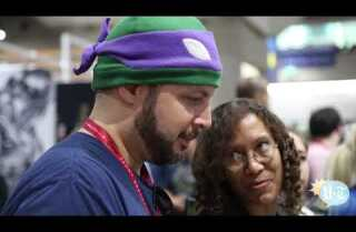 Kevin Eastman, Teenage Mutant Ninja Turtles inventor, takes victory lap at Comic-Con