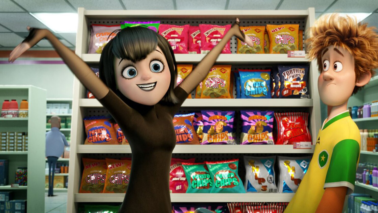 Hotel Transylvania 2 Is Expected Scare Up The Biggest Box Office Los Angeles Times