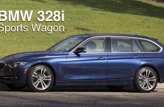 2016 BMW 328i Sports Wagon