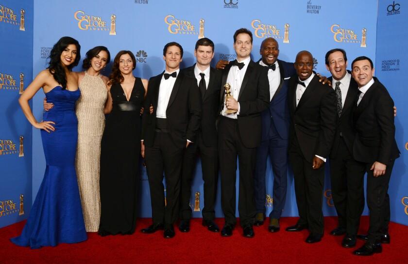 'Brooklyn Nine-Nine' at the Golden Globes
