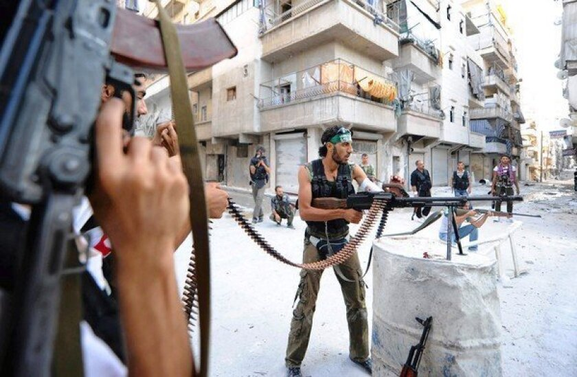 Syria: Some in opposition fear rebels miscalculated in Aleppo