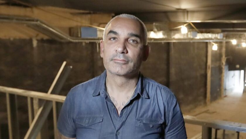 Alki David is the founder of Hologram USA, which famously created holograms of artists including rapper Tupac Shakur and pop star Michael Jackson.