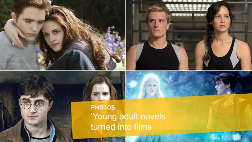 These days, studios are increasingly looking to turn popular young adult books into movies. Do fans rush to theaters or stay at home and tightly clutch their books? Take a look at 25 examples. By Tracy Brown, Noelene Clark, Christy Khoshaba and Jevon Phillips/Los Angeles Times