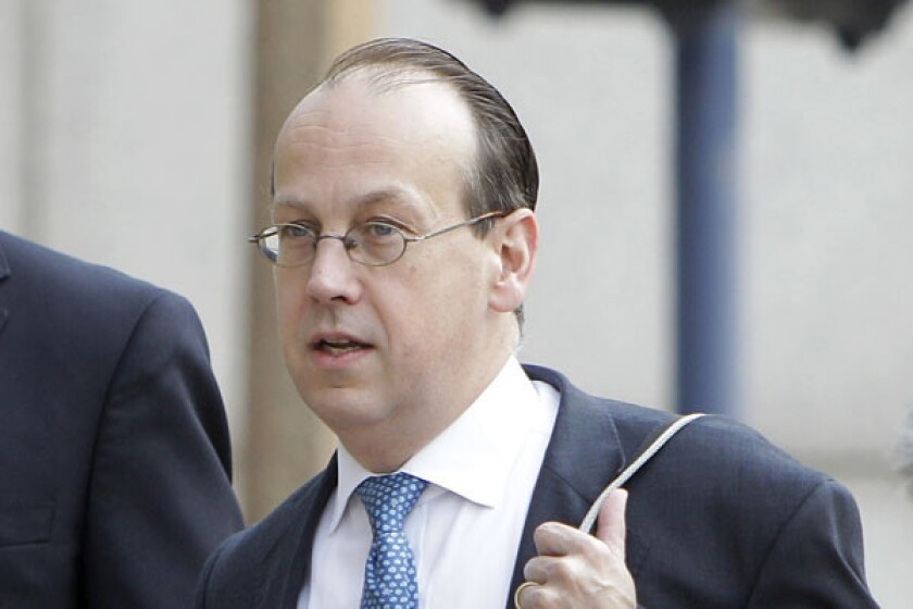 Former U.S. Solicitor General Paul Clement