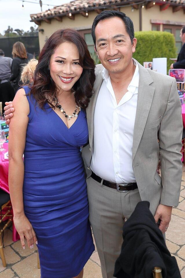 Lien and Duke Nguyen
