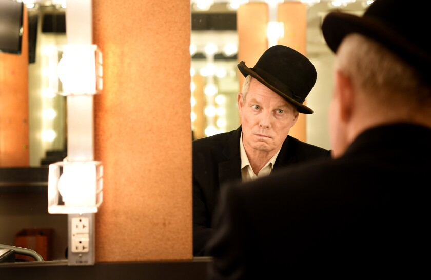 "Bill Irwin and ""On Beckett"""