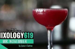 Mixology 619: Mr. November