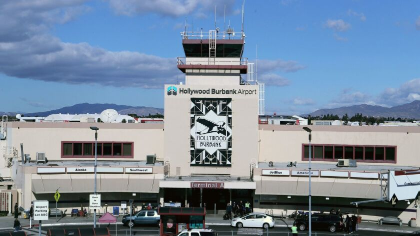 Hollywood Burbank Airport was named the best airport in the United States by Fodor's Travel Guide.