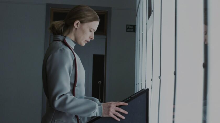 """Shauna MacDonald in """"White Chamber."""" Credit: Dark Sky Films"""