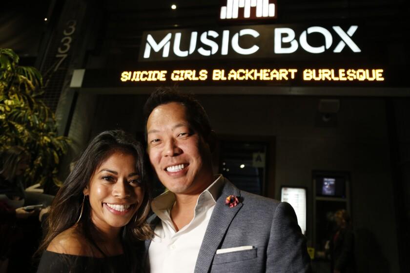 Music Box Front