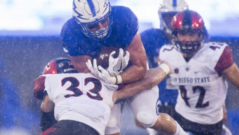 San Diego State University vs. Air Force college football