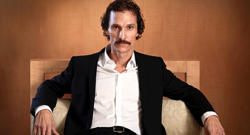 """'There was a maniacal side to that guy -- a poet-capitalist."""" - Matthew McConaughey on his character 'Dallas' in """"Magic Mike"""""""