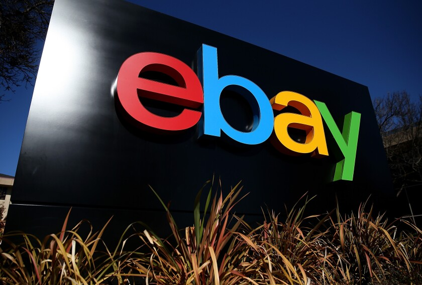 EBay plans new shipping service to challenge Amazon - Los