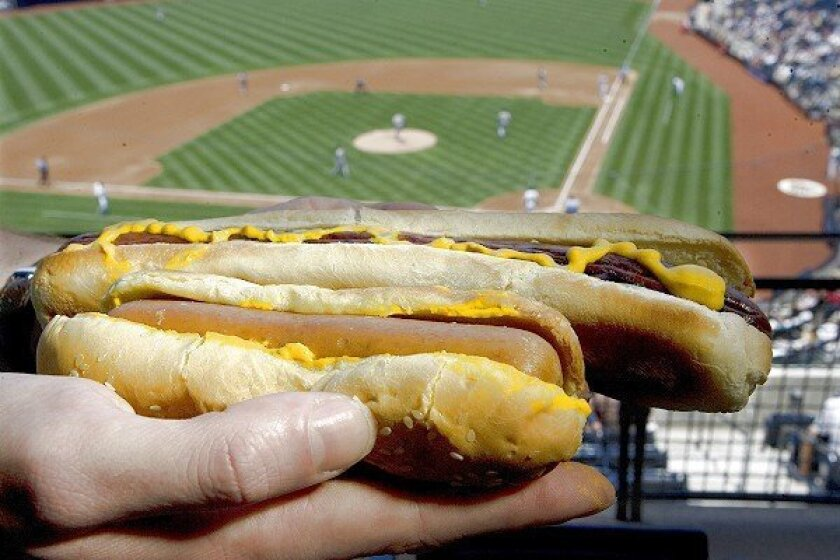 """A hot dog is the main ingredient in the new """"5 for $5 Value Meal."""""""