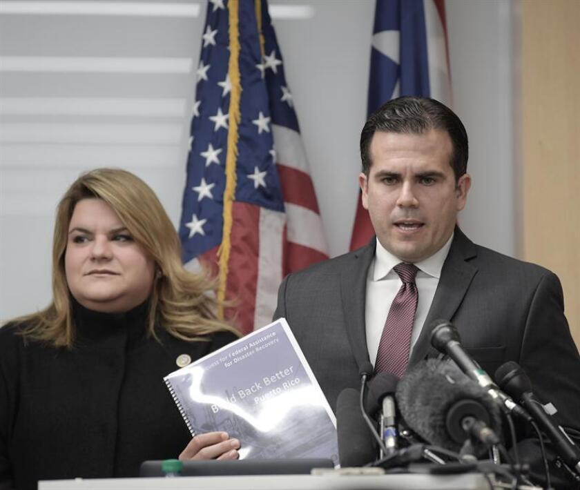Jenniffer González trata planes en nuevo congreso EEUU con Comisión Igualdad