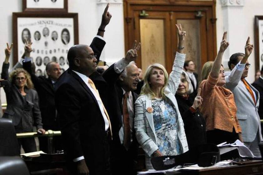 After filibuster rivets nation, Texas fires up abortion battle again