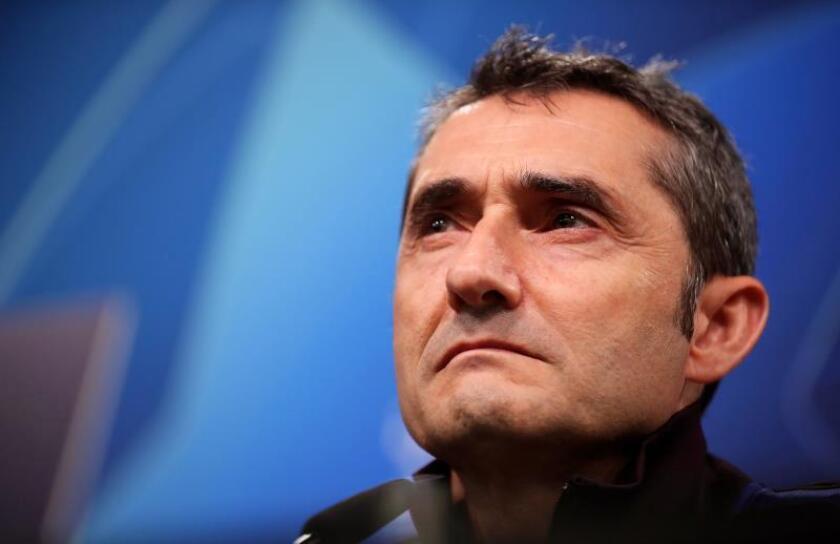 "Valverde: ""Mañana decidiremos si juega Messi"""