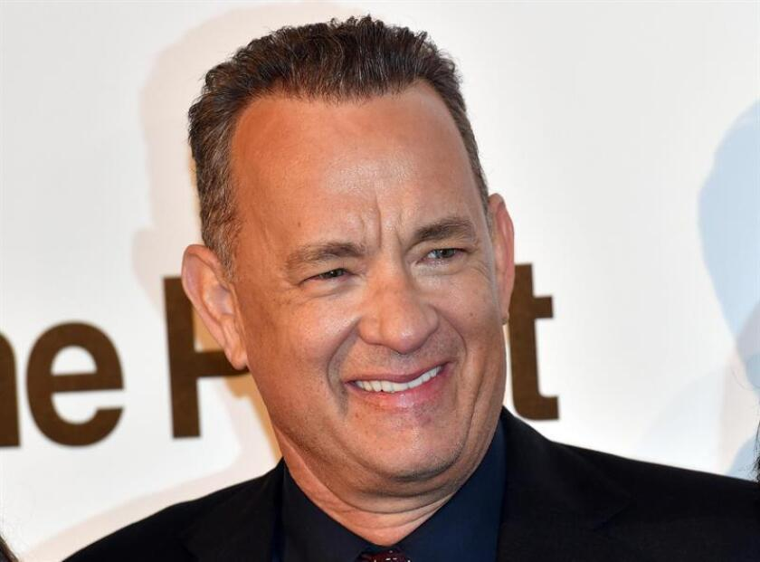 "Tom Hanks participará en un filme sobre Elvis del director de ""Moulin Rouge!"""