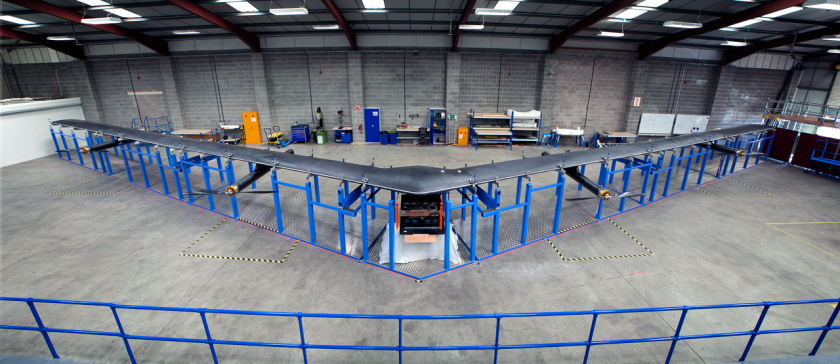 Facebook's Aquila drone had just two test flights, and none since 2016.