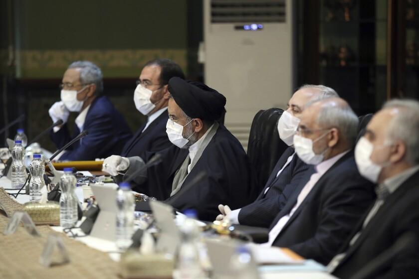 COVID outbreak in Iran