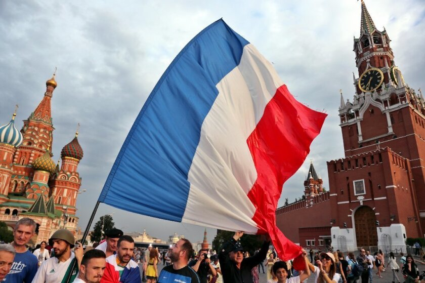¡Mundial galo! Francia fue el país que más jugadores aportó a Rusia 2018