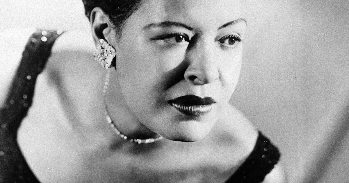 Which really happened when the FBI chased Billie Holiday