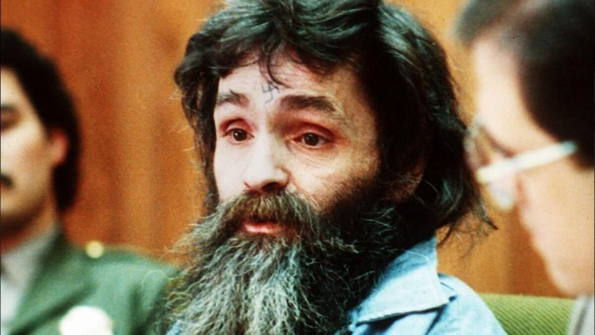 During his decades in prison, Charles Manson has repeatedly
