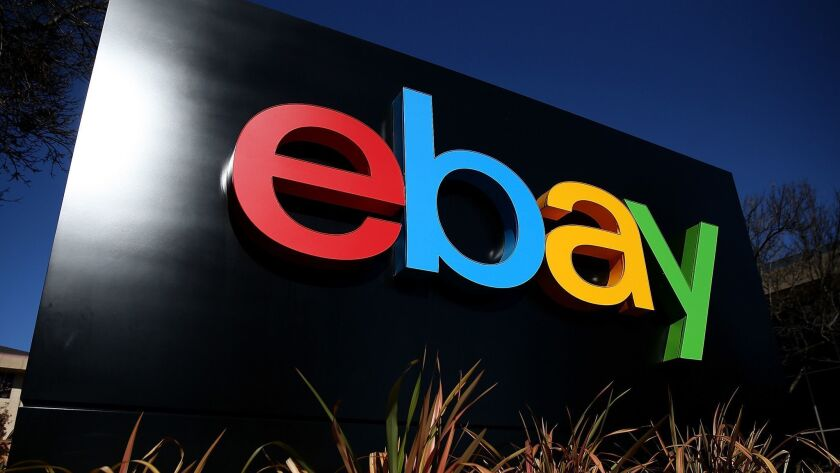 FILE: eBay Info Stolen In Hacking Attack Ebay Reports Quarterly Earnings