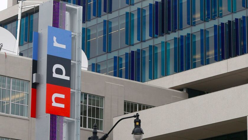 NPR and SAG-AFTRA reach a tentative deal on a three-year