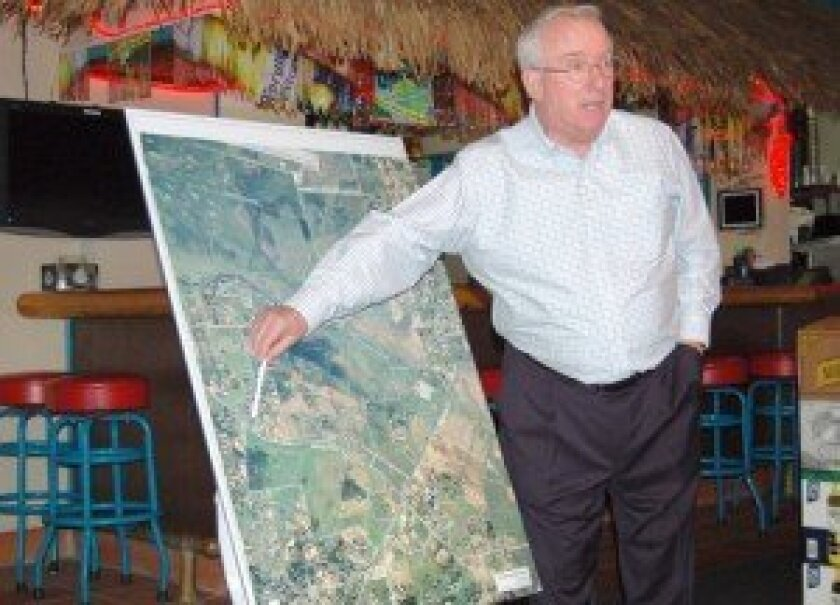 Gene Driscoll With 805 Properties Reviews Cumming Ranch Residential Development Plans To The Ramona Real Estate
