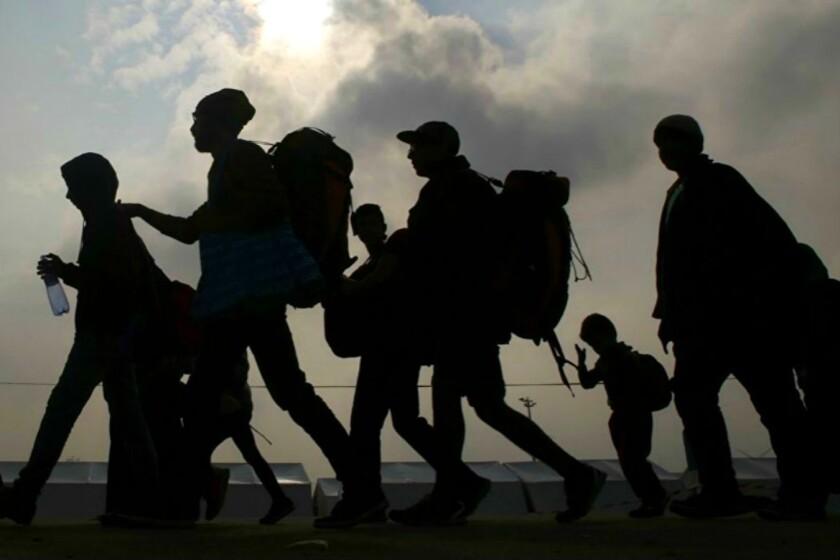 Los movimientos migratorios se han modificado...
