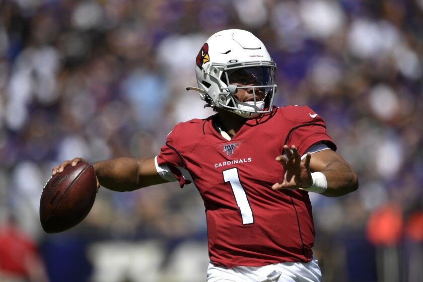 Cardinals Ravens Football